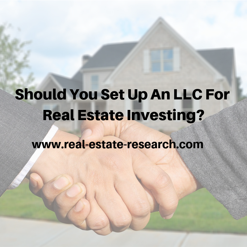 Should You Set Up An LLC For Real Estate Investing?