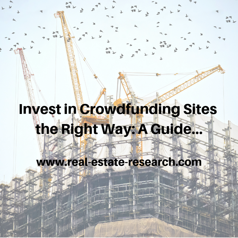 Invest In Crowdfunding Sites The Right Way: A Guide…