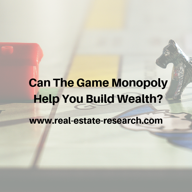 Can The Game Monopoly Help You Build Wealth?
