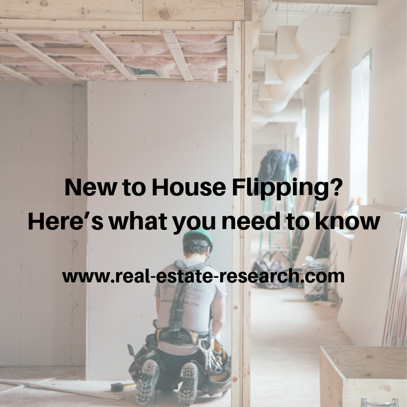 New To House Flipping? Here's What You Need To Know