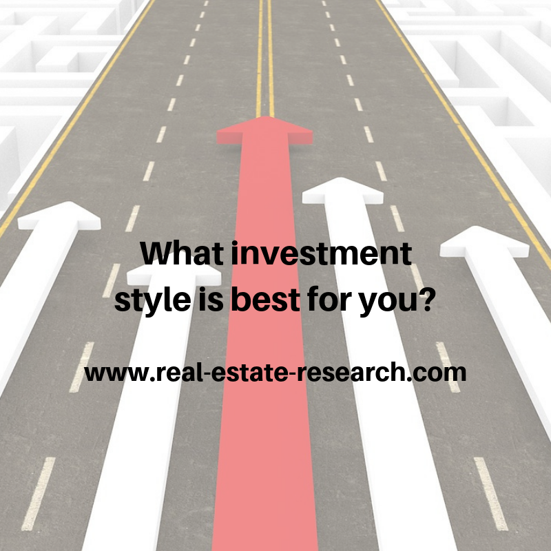 What Investment Style Is Best For You?