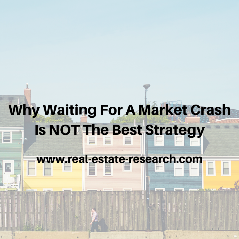 Why Waiting For A Market Crash Is NOT The Best Strategy