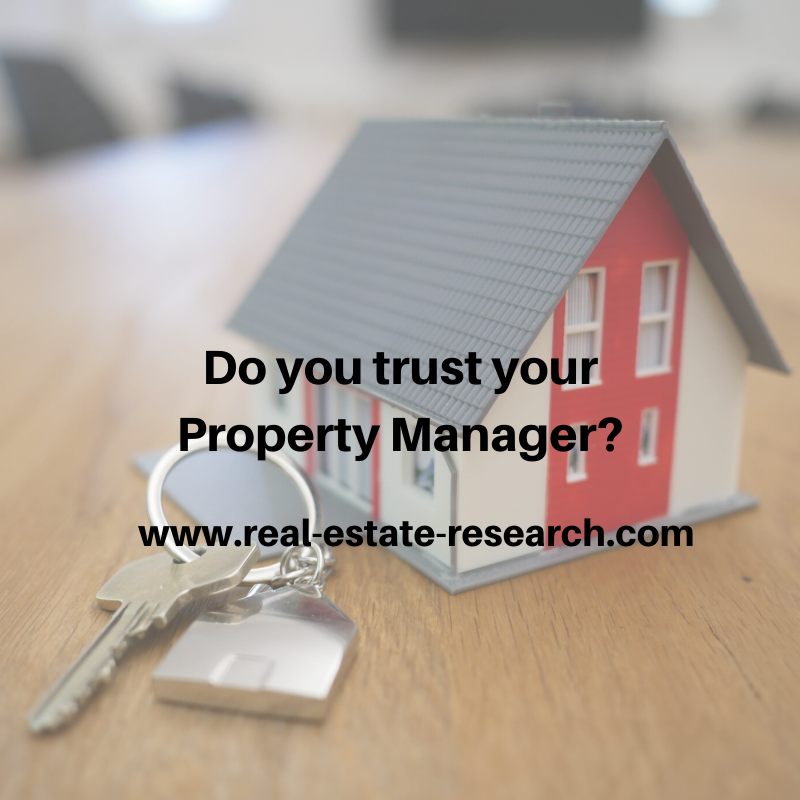 Do You Trust Your Property Manager?