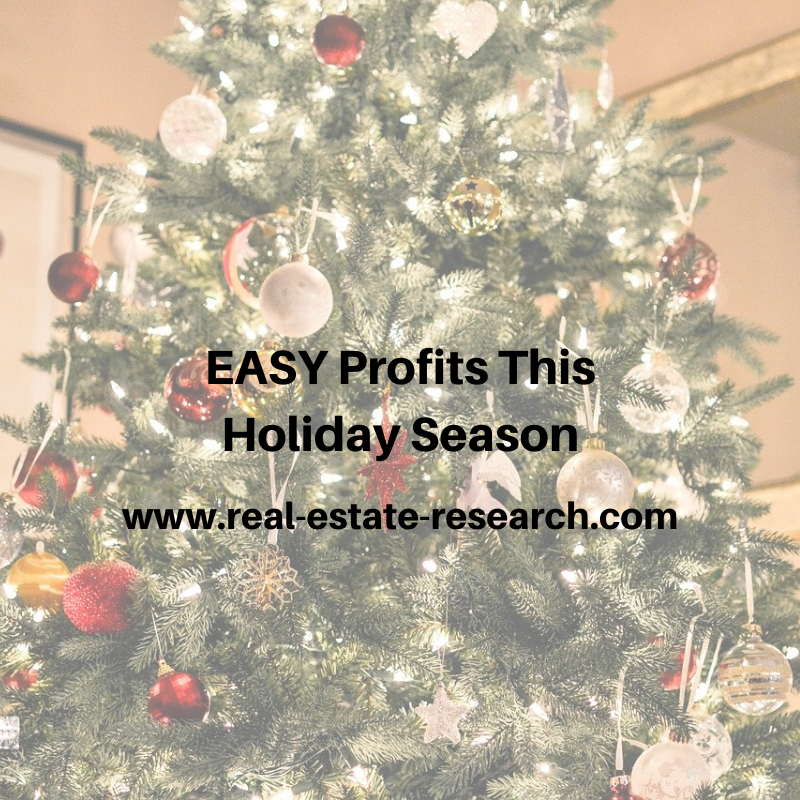EASY Profits This Holiday Season